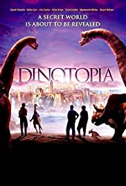 Discovering Dinotopia Poster