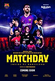 Matchday: Inside FC Barcelona : Season 1 Spanish WEBRip 540p | GDrive | 1Drive | MEGA | Single Episodes