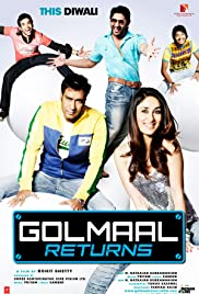 Hotchpotch Returns (2008) Golmaal Returns 720p