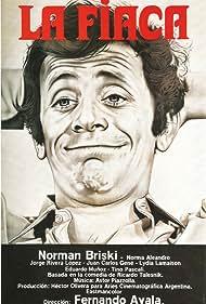 Norman Briski in La fiaca (1969)