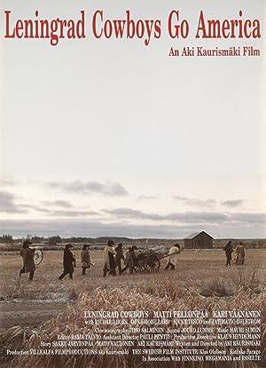 Leningrad Cowboys Go America Poster Image