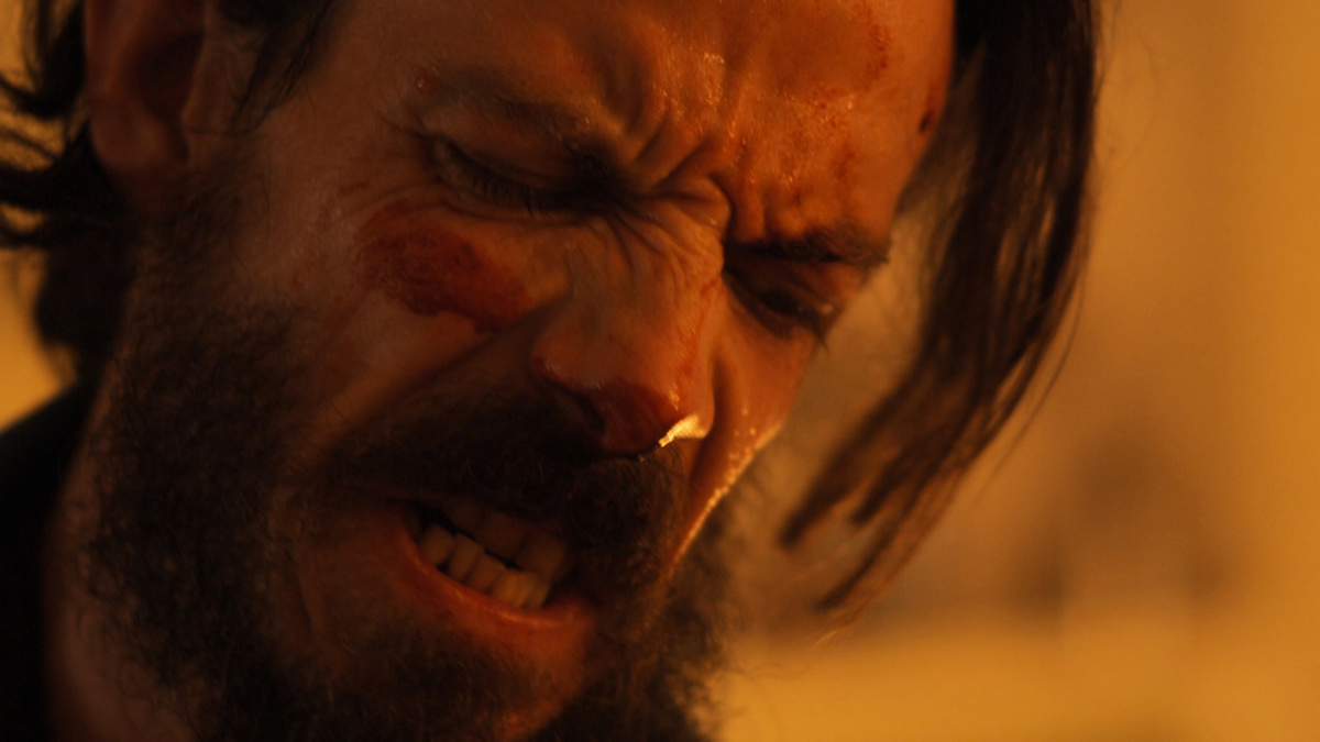Noah Taylor in Red White & Blue (2010)
