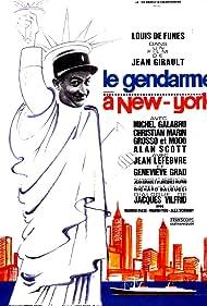 Le gendarme à New York (1965) Poster - Movie Forum, Cast, Reviews