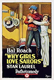 Why Girls Love Sailors Poster