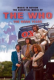The Who: Music in Review - The Moon Years Poster