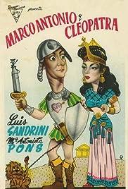 La vida íntima de Marco Antonio y Cleopatra Poster
