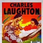 Charles Laughton and Rosita Garcia in Vessel of Wrath (1938)