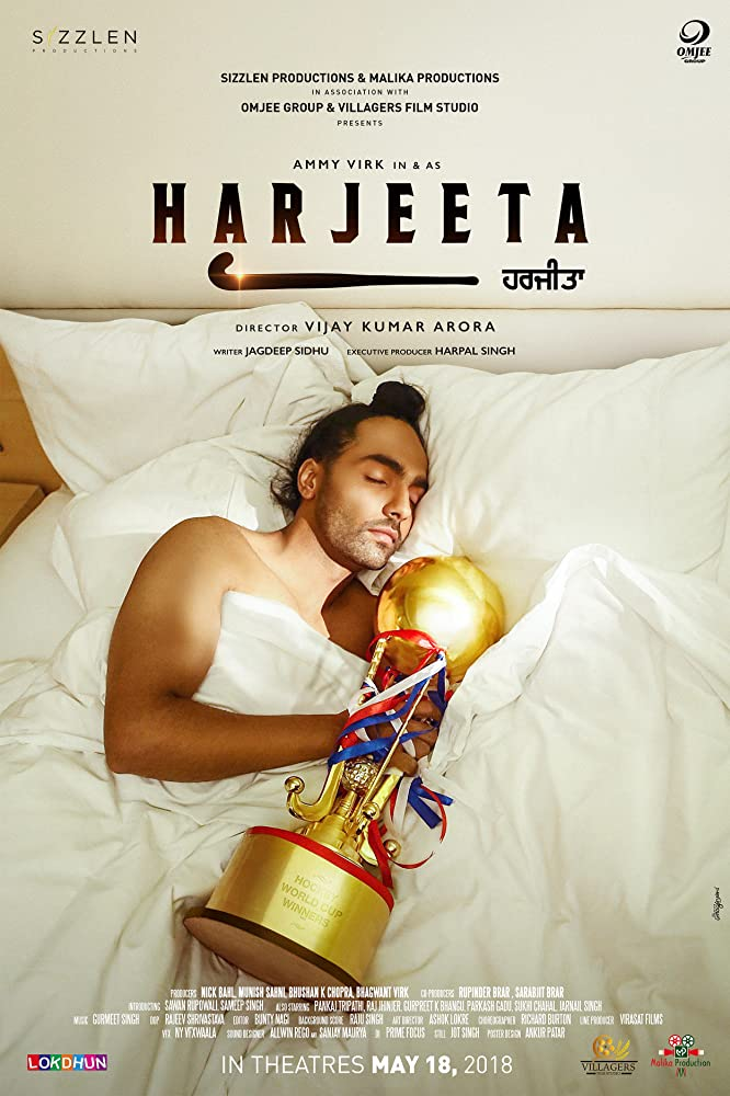 Harjeeta (2018) Punjabi 720p DTHRip x264 1.2GB