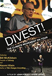 DIVEST! The Climate Movement on Tour Poster