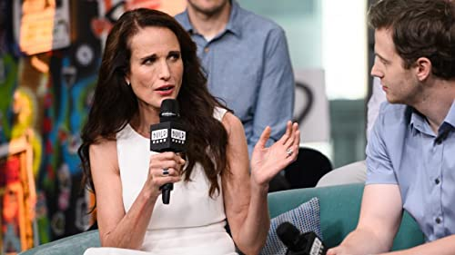 BUILD: Andie MacDowell Ad Libbed Most of Her Comedic Lines in 'Ready or Not'