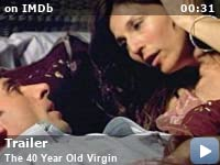 The 40 year old virgin sex