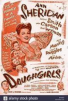 The Doughgirls (1944) Poster