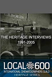 The Heritage Interviews 1991-2005 Poster