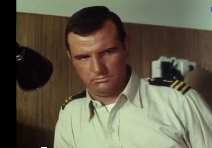 Derek Newark in The Baron (1966)