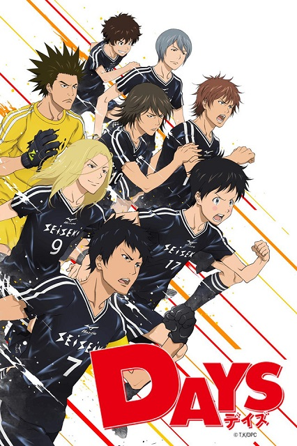 Days Anime Completo 21/21 Por Mega