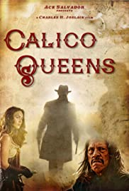 Calico Queens Poster