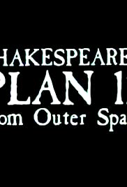 Shakespeare's Plan 12 from Outer Space Poster