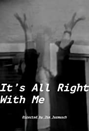 Tom Waits: It's All Right with Me Poster