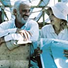 Jean-Paul Belmondo and Arielle Dombasle in Amazone (2000)