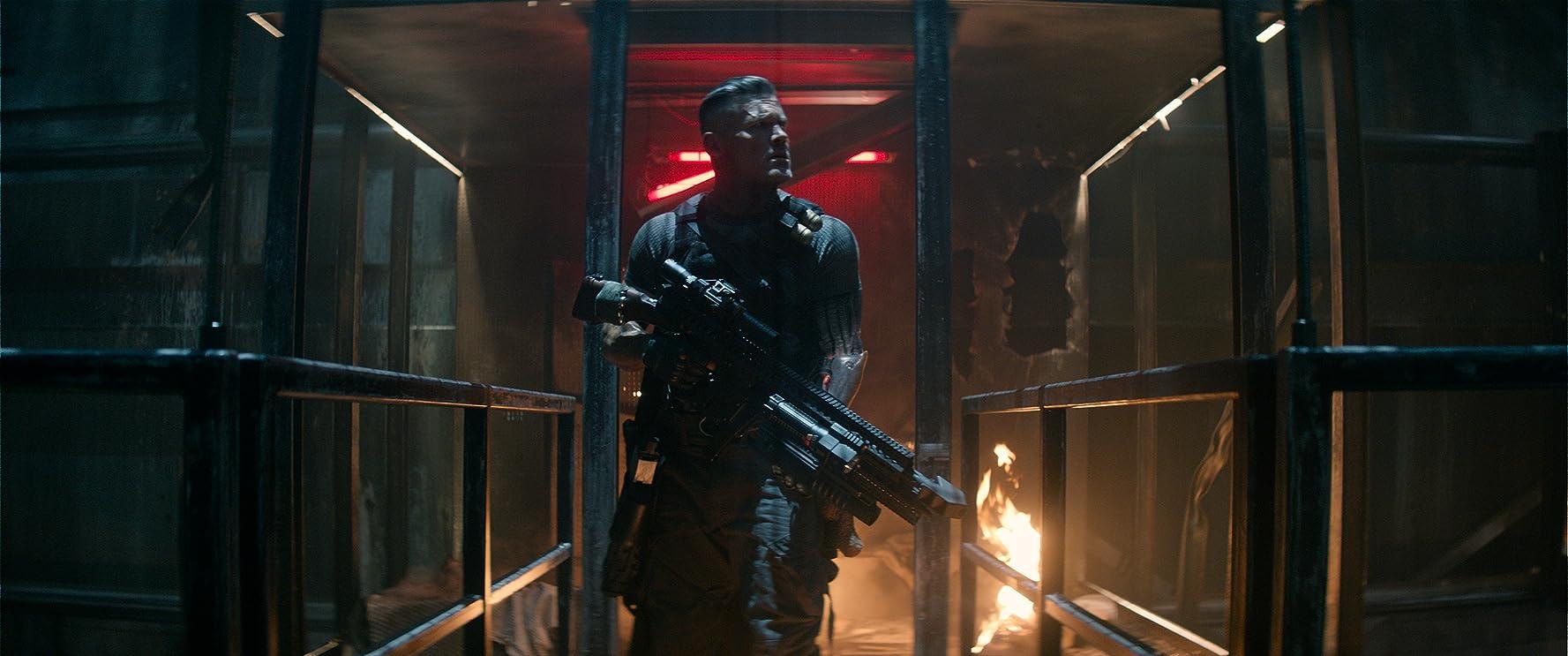 Josh Brolin in Deadpool 2 (2018)