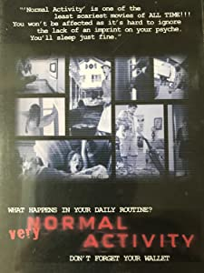English movies mobile free download Very Normal Activity [WEB-DL]