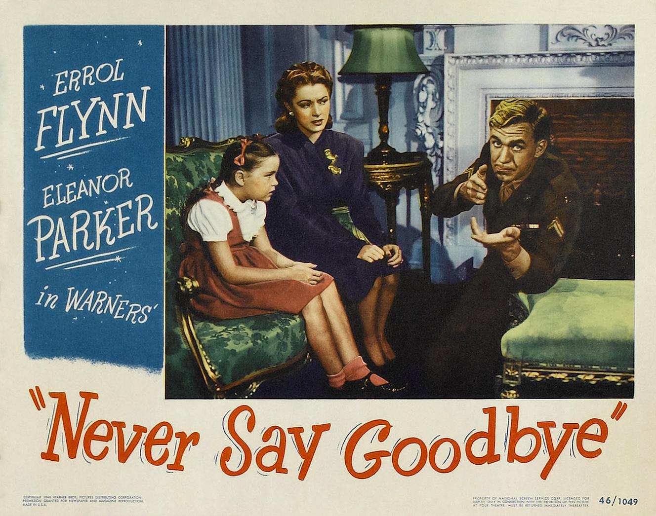 Never Say Goodbye (1946) - Photo Gallery - IMDb
