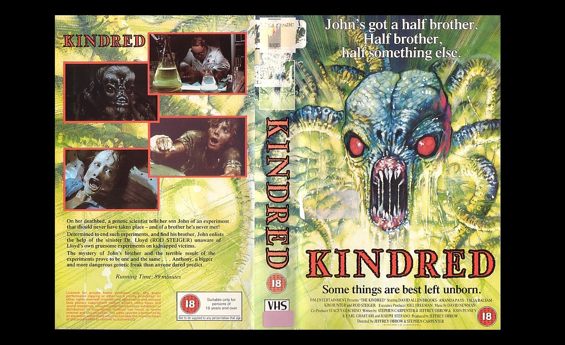 The Kindred (1987) - Photo Gallery - IMDb