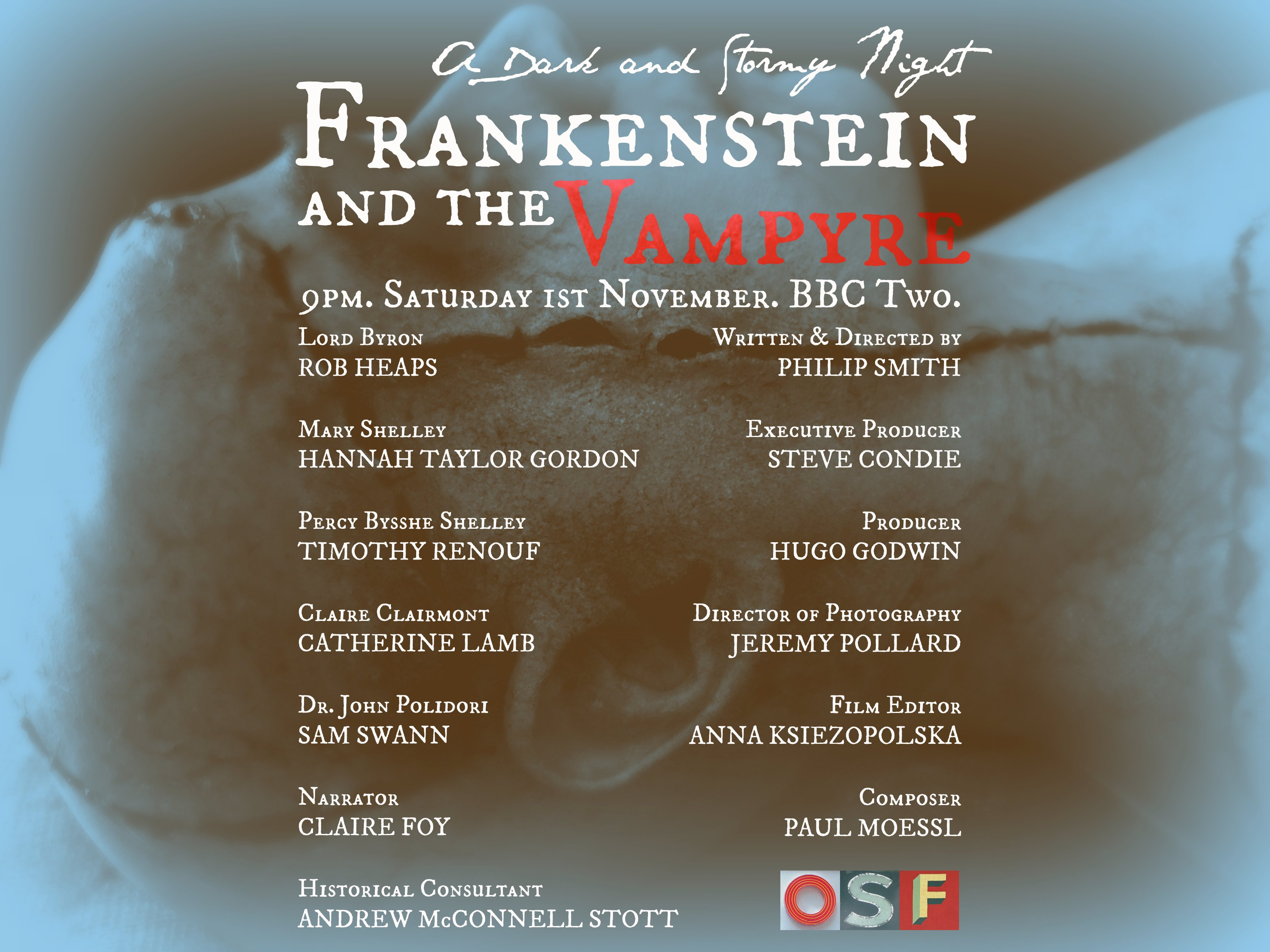 Frankenstein And The Vampyre A Dark And Stormy Night Tv Movie 2014