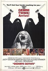 Goodbye Gemini (1970) Poster - Movie Forum, Cast, Reviews