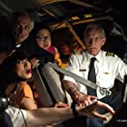 Lance Henriksen, Bai Ling, Robert Miano, Kevin J. O'Connor, Robert Rhine, and Matthew Moy in Exorcism at 60,000 Feet (2019)