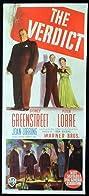 The Verdict (1946) Poster