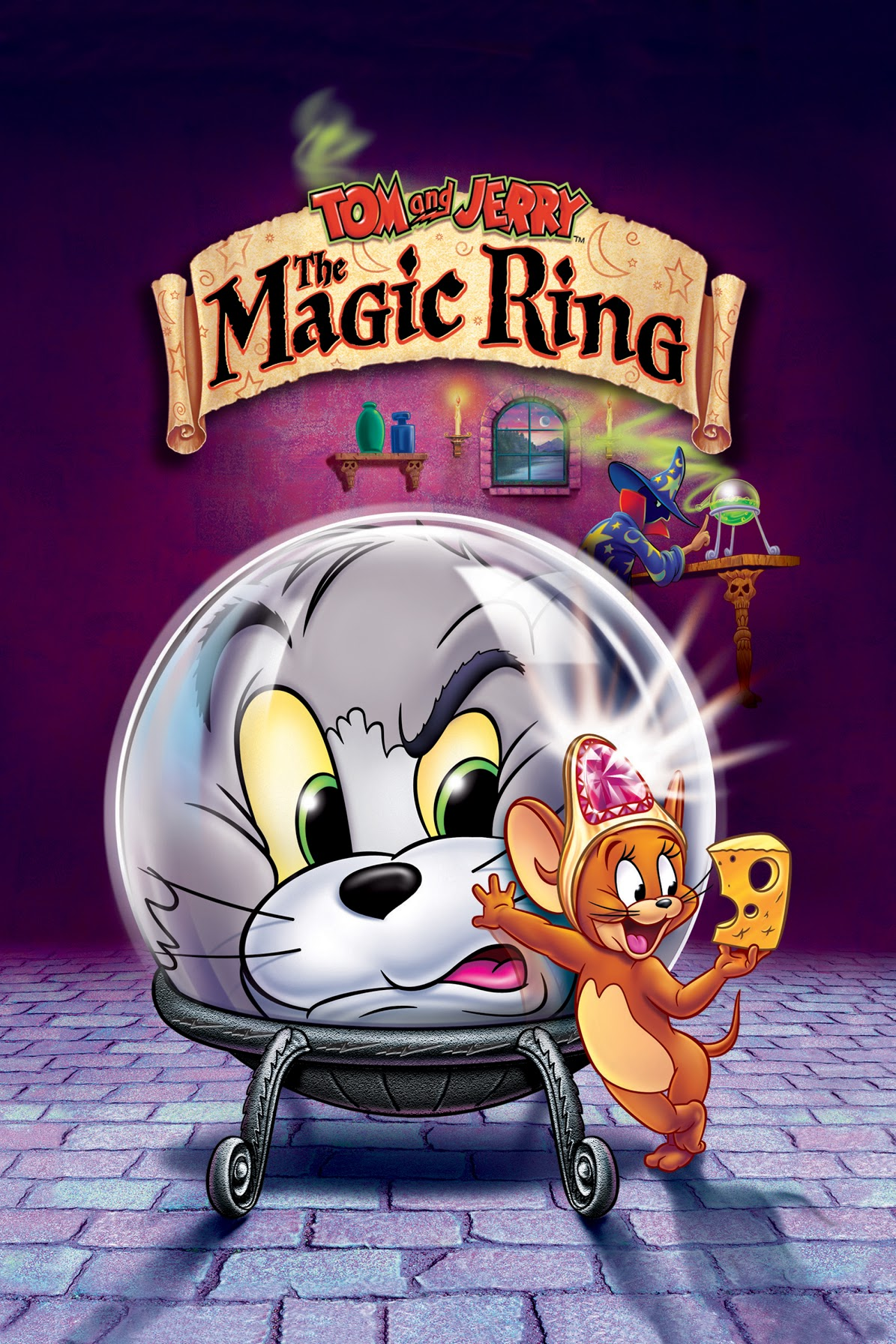 Tom And Jerry : The Magic Ring 2001 Hindi Movie Download