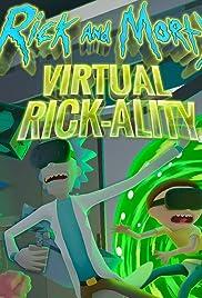 Rick and Morty: Virtual Rick-ality Poster