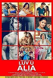 Luv U Alia Poster