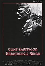 Clint Eastwood in Heartbreak Ridge (1986)