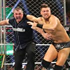 Shane McMahon and Mike 'The Miz' Mizanin in WWE Money in the Bank (2019)