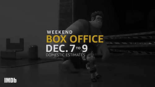 Weekend Box Office: Dec. 7 to 9