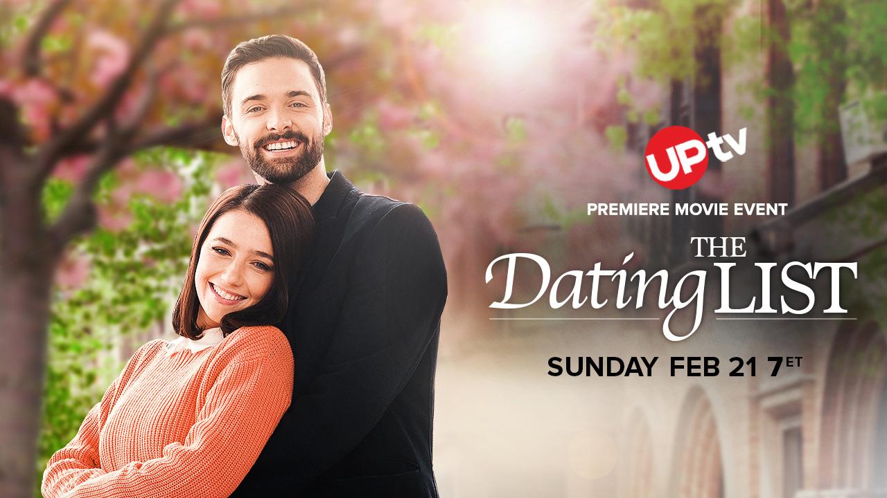 hallmark movie the dating list