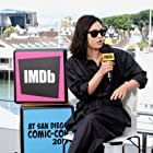 Rosa Salazar at an event for IMDb at San Diego Comic-Con (2016)