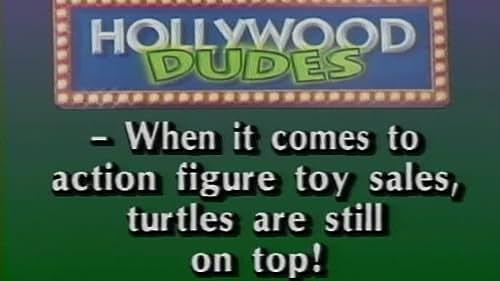 Teenage Mutant Ninja Turtles: Hollywood Dudes Series