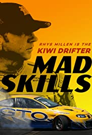 Mad Skills: Rhys Millen Is the Kiwi Drifter Poster