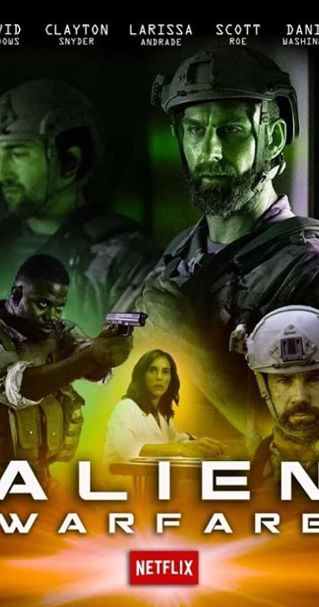 Watch Full HD Movie Alien Warfare (2019)