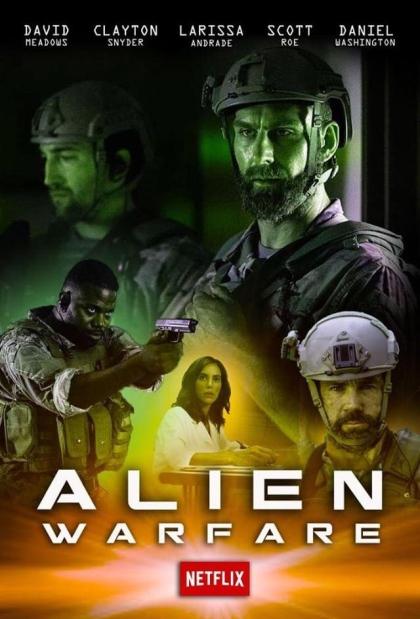 Alıen Warfare – Uzaylı Savaşı izle
