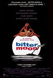 Bitter Moon (1992) Poster - Movie Forum, Cast, Reviews
