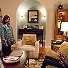 Aziz Ansari, Shoukath Ansari, and Fatima Ansari in Master of None (2015)