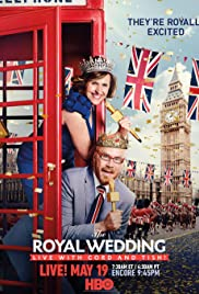 The Royal Wedding Live with Cord and Tish! Poster