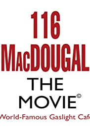 116 MacDougal Poster
