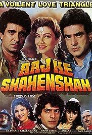 Aaj Ke Shahenshah Poster