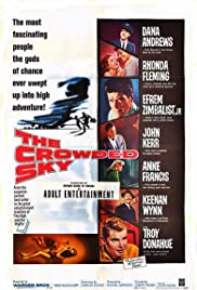 The Crowded Sky Poster