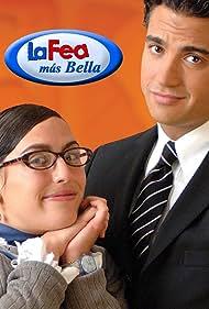 Jaime Camil and Angélica Vale in La fea más bella (2006)